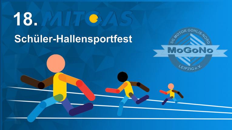 18. MITGAS Schüler-Hallensportfest