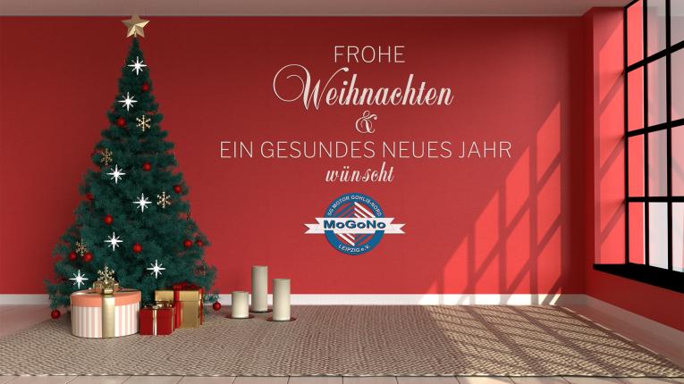 1. Virtuelle Weihnachtsfeier