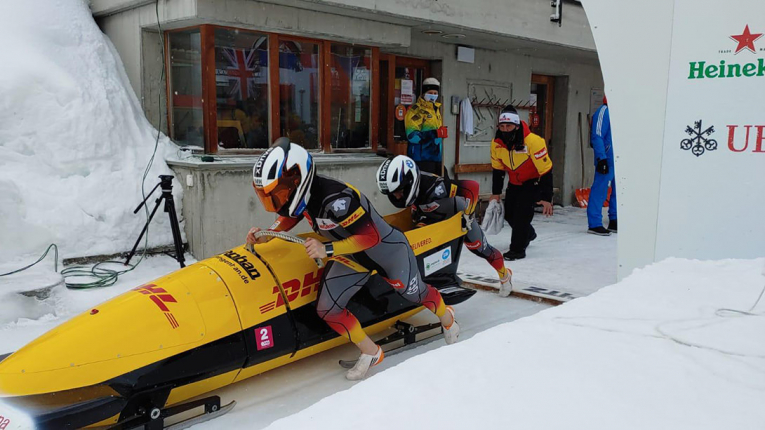 Starker 6. Platz bei JWM in St. Moritz