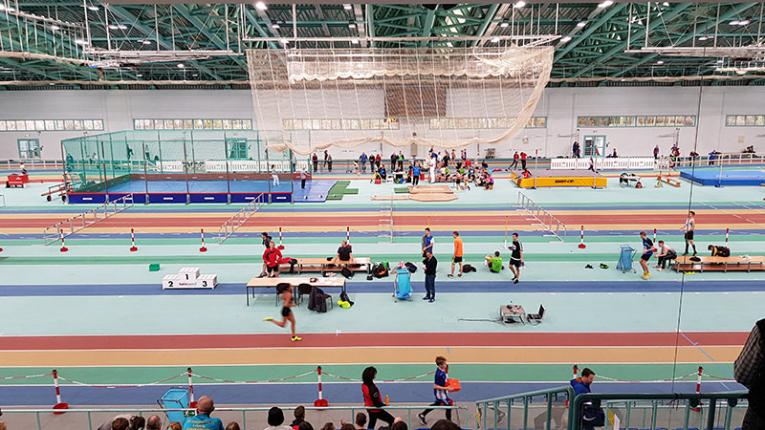 RM Mehrkampf U14 + Offene Stadtmeisterschaft Leipzig U16-Erwachsene
