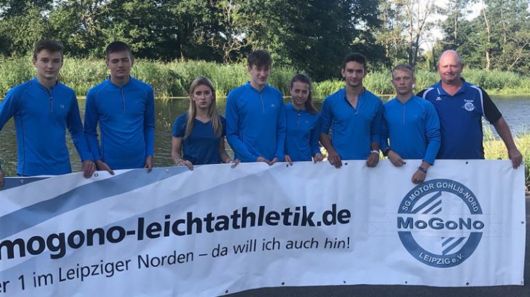 MoGoNo-Leichtathleten erfolgreich bei den DM Jugend (U20/U18)