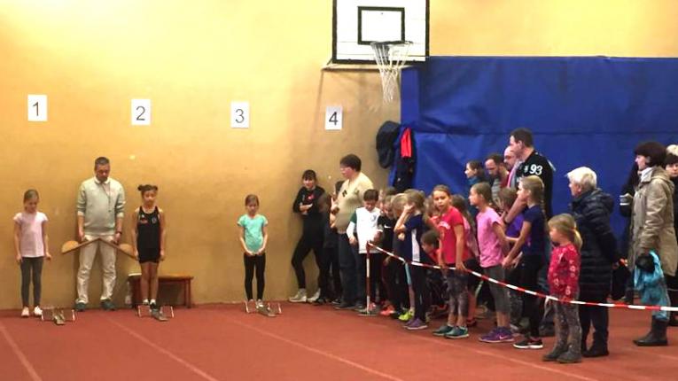 Offene Stadtmeisterschaft Leipzig Schüler U8/U10