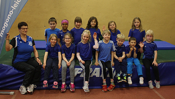Trainingsgruppe Angela Otto